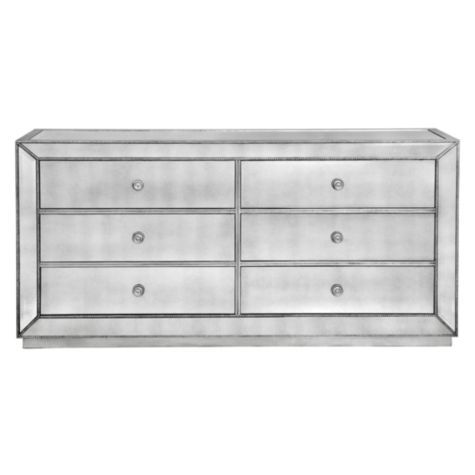 Www Zgallerie Item Omni Mirrored 6 Drawer Chest Color Price 1 699 00