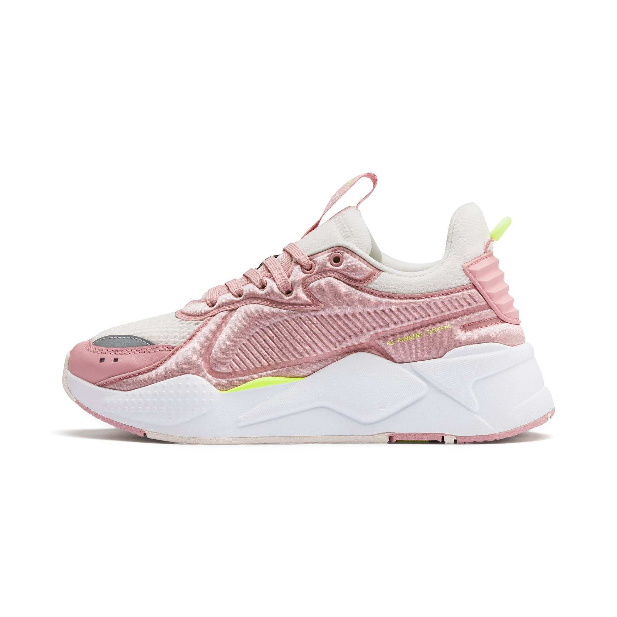 RS-X Softcase Trainers | Childrens shoes, Neon party outfits ...