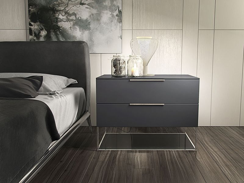 22 Sleek Modern Nightstands For The Bedroom