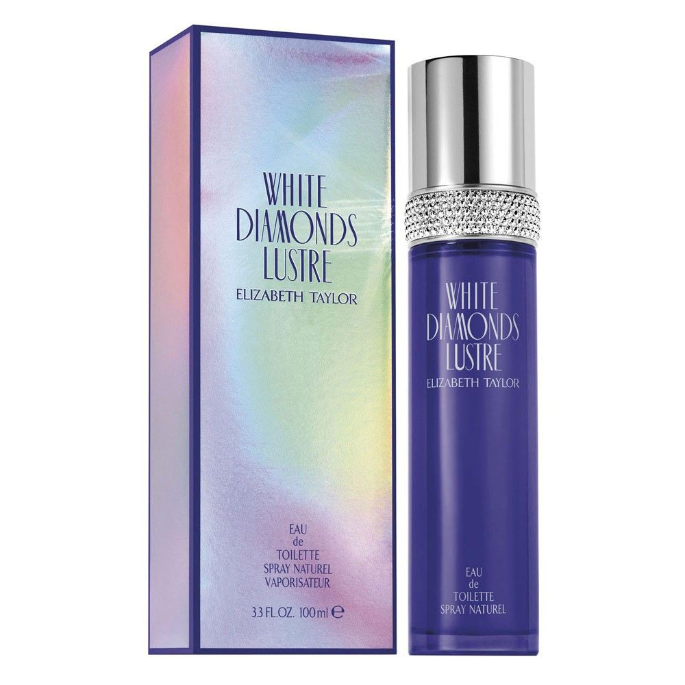 Elizabeth Taylor White Diamonds Lustre EDT 100 mL