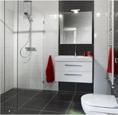 badkamer wit grijs - google search | badkamer | pinterest | search, Badkamer