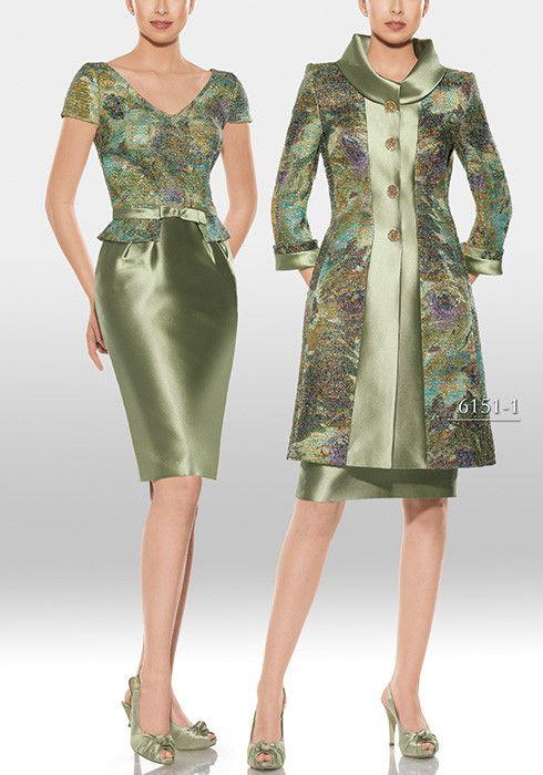 Vestido de madrina de Teresa Ripoll modelo 6151-1 by Teresa Ripoll | Boutique Clara. Tu tienda de vestidos de fiesta.
