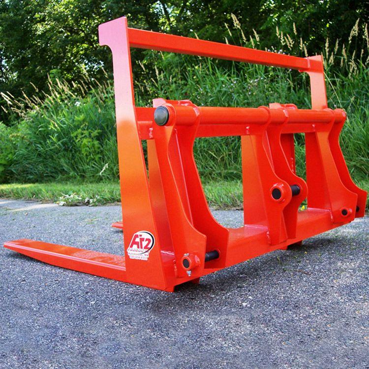 Pallet Forks For Kubota Bx Series Tractors Kubota Tractors Pallet