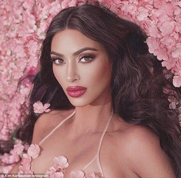Kim Kardashian looks like a Bratz doll as she posts promo pic