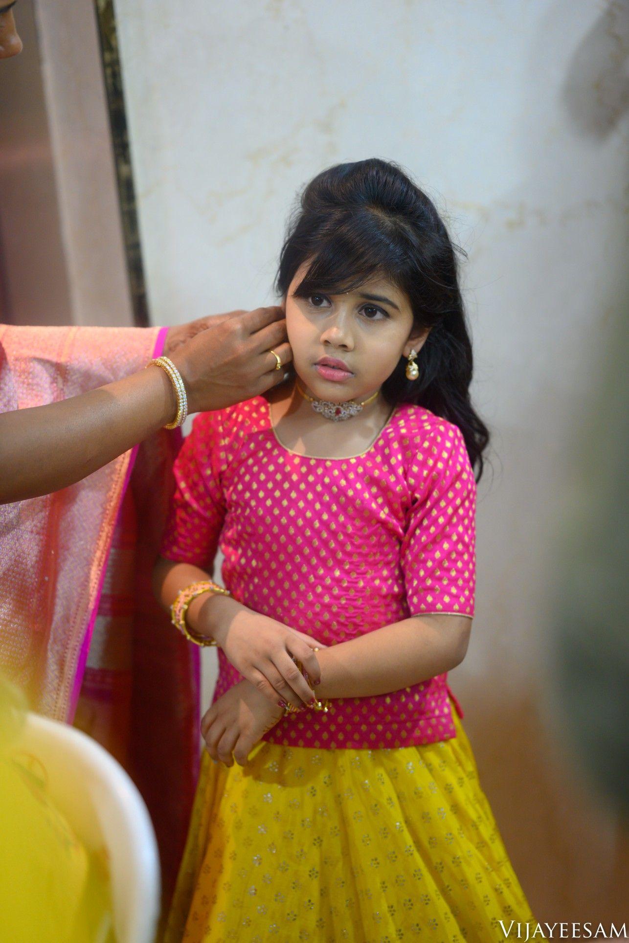 Pin by shresta on Kids dress in 2021   Kids blouse designs ...