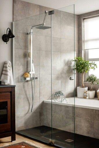 Ducha bañera | home decor in 2018 | Baños, Duchas, Cuarto de baño