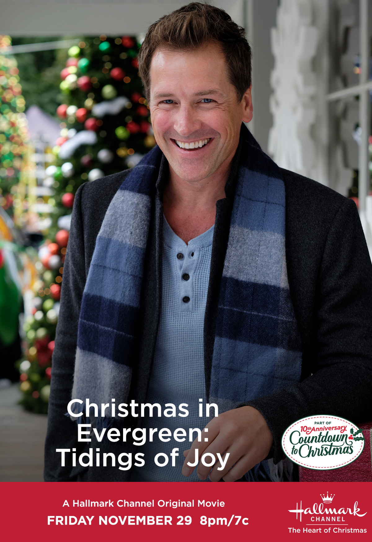 Paul Greene And Maggie Lawson Reunite When Calls The Heart For A Second Time To Join T Hallmark Channel Hallmark Channel Christmas Movies Christmas Countdown
