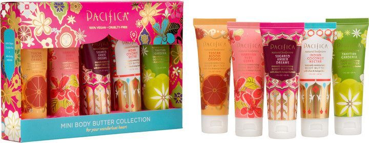 26860434be Pacifica Mini Body Butter Collection