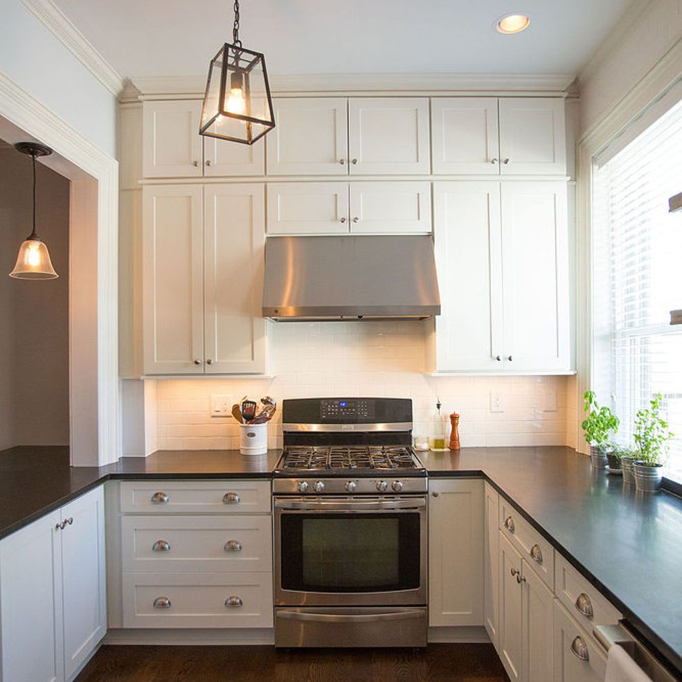 100 Year Old Hoboken Townhouse Gets Kitchen Makeover Kitchen Remodel Kitchen Makeover Kitchen Addition