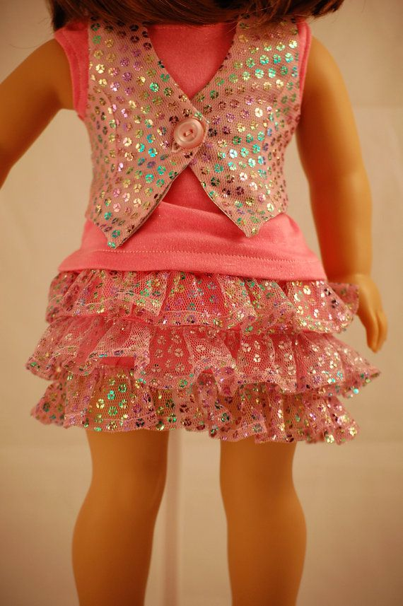 sequinned type tulle