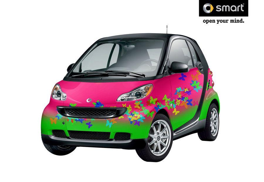 Erfly Smart Car