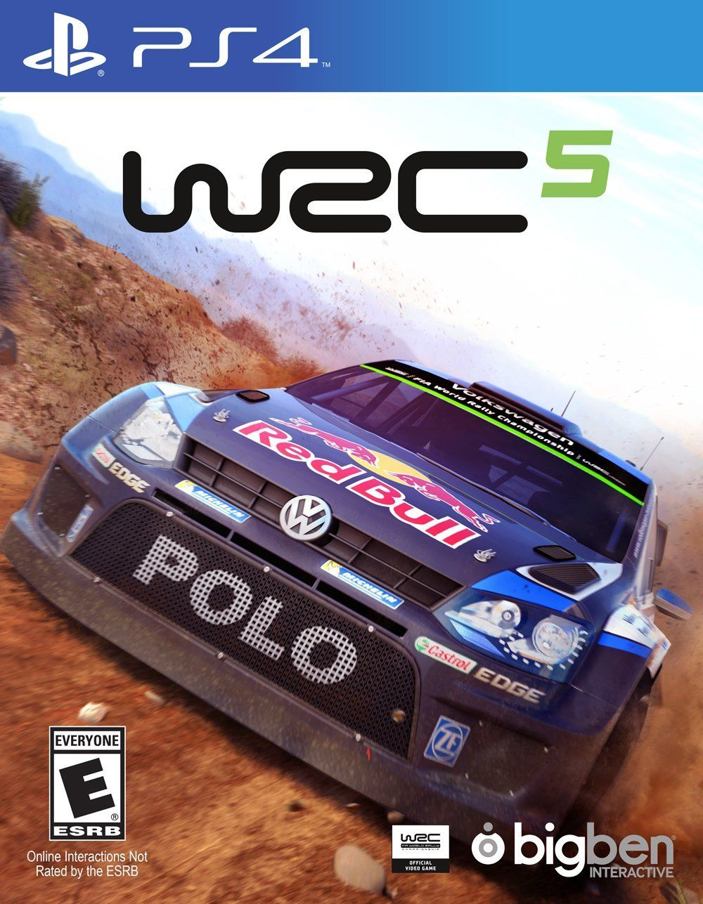 New Games Wrc 5 Fia World Rally Championship Ps4 Ps3 Xbox One
