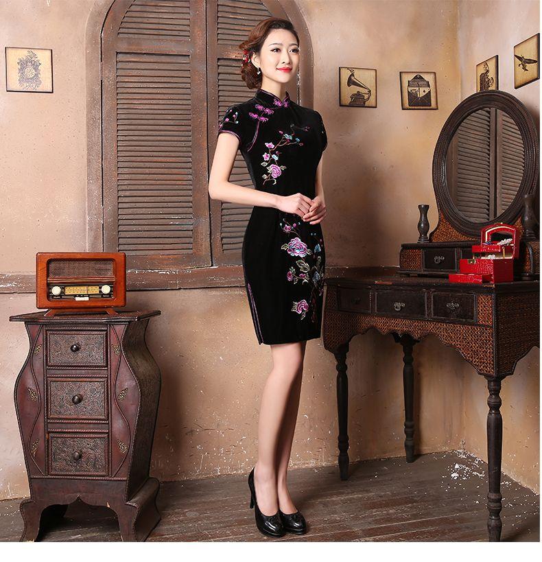chinese clothing dress in mandarin            https://www.ichinesedress.com/