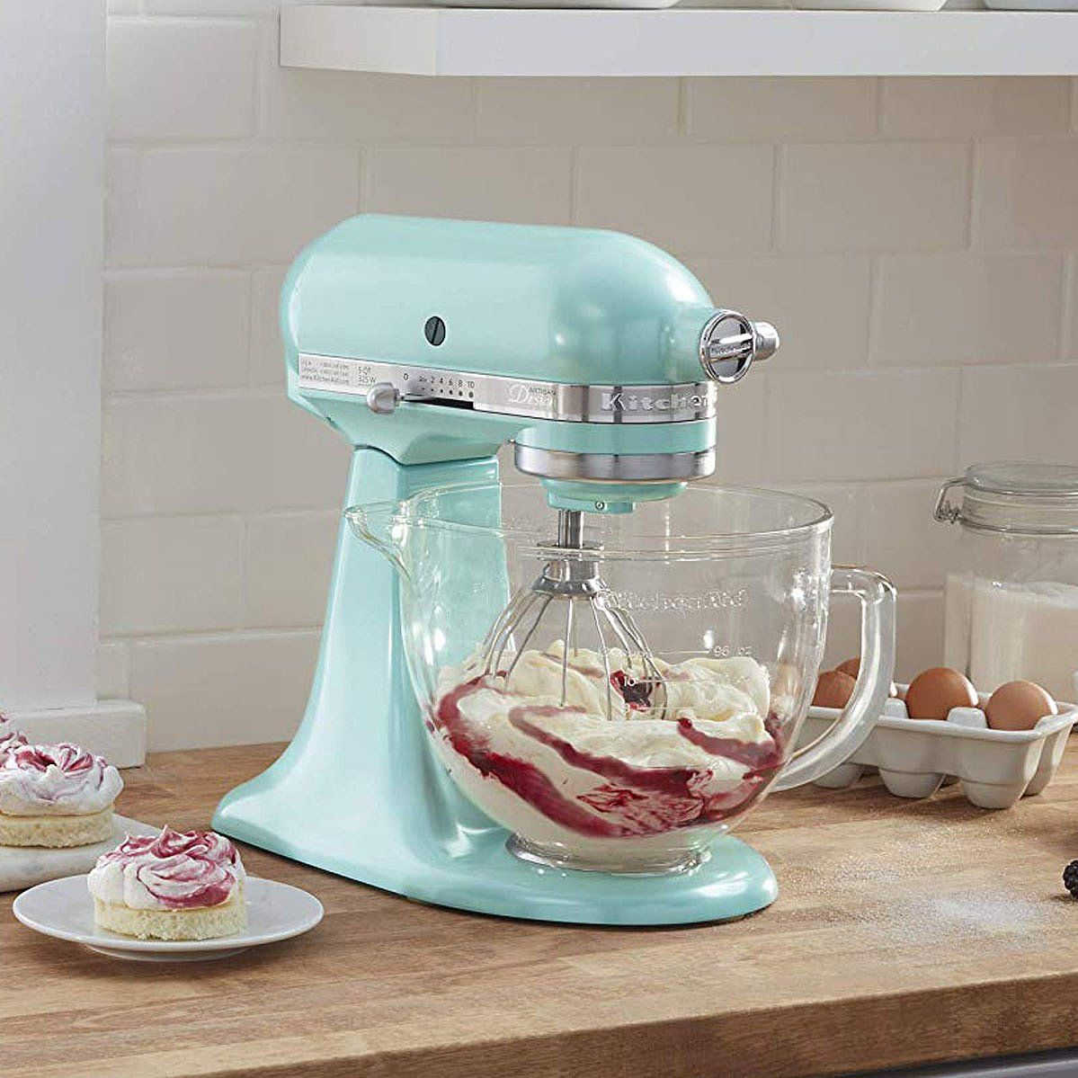 The Most Beautiful Kitchenaid Mixer Is On Sale For Black Friday But This Deal Won T Last In 2020 Kitchen Aid Mixer Kitchen Aid Mixer
