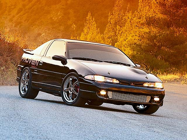 1993 Mitsubishi Eclipse GSX I Miss Mine So Much