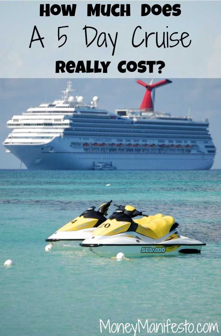 How Much Money Is It To Go On A Cruise