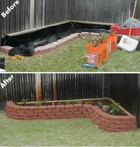 Das würde in einer Ecke meines Hinterhofs hübsch aussehen #vorgartenanlegen