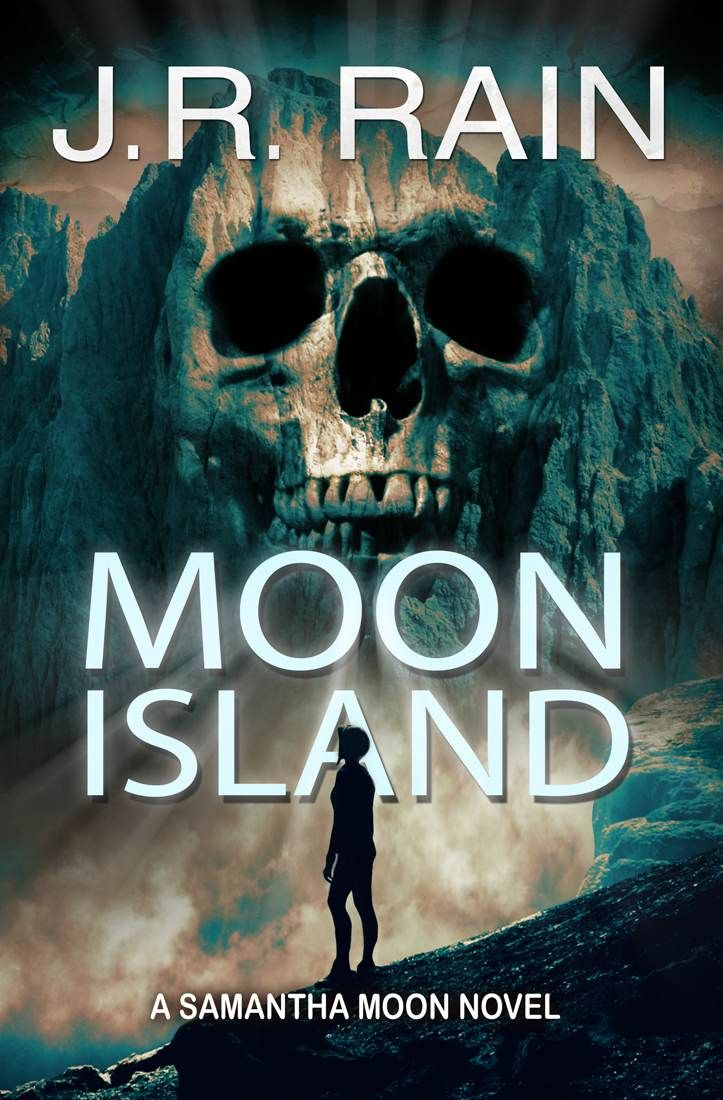 Moon Island Vampire For Hire Book 7 By JR Rain