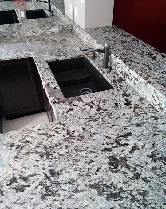 Attractive Lennon Granite | countertops | Pinterest | Granite, Kitchens and  GV93
