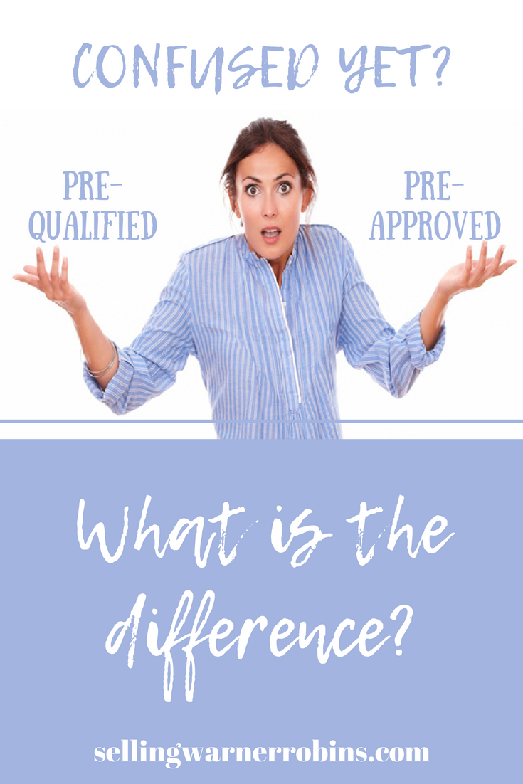 The Difference Between Pre Approval And Pre Qualification Preapproved Mortgage Mortgage Tips Pay Off Mortgage Early