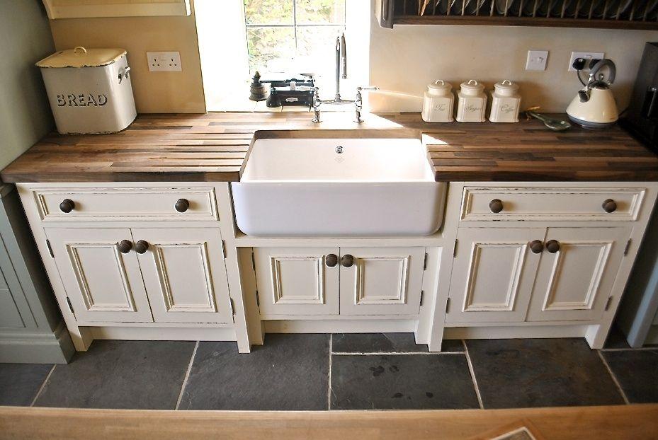 Freestanding Kitchen Furniture Cupboard Units Unfitted