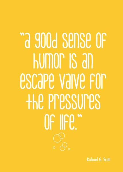 Quote About Having A Sense Of Humor Inspiration Quotes Lds