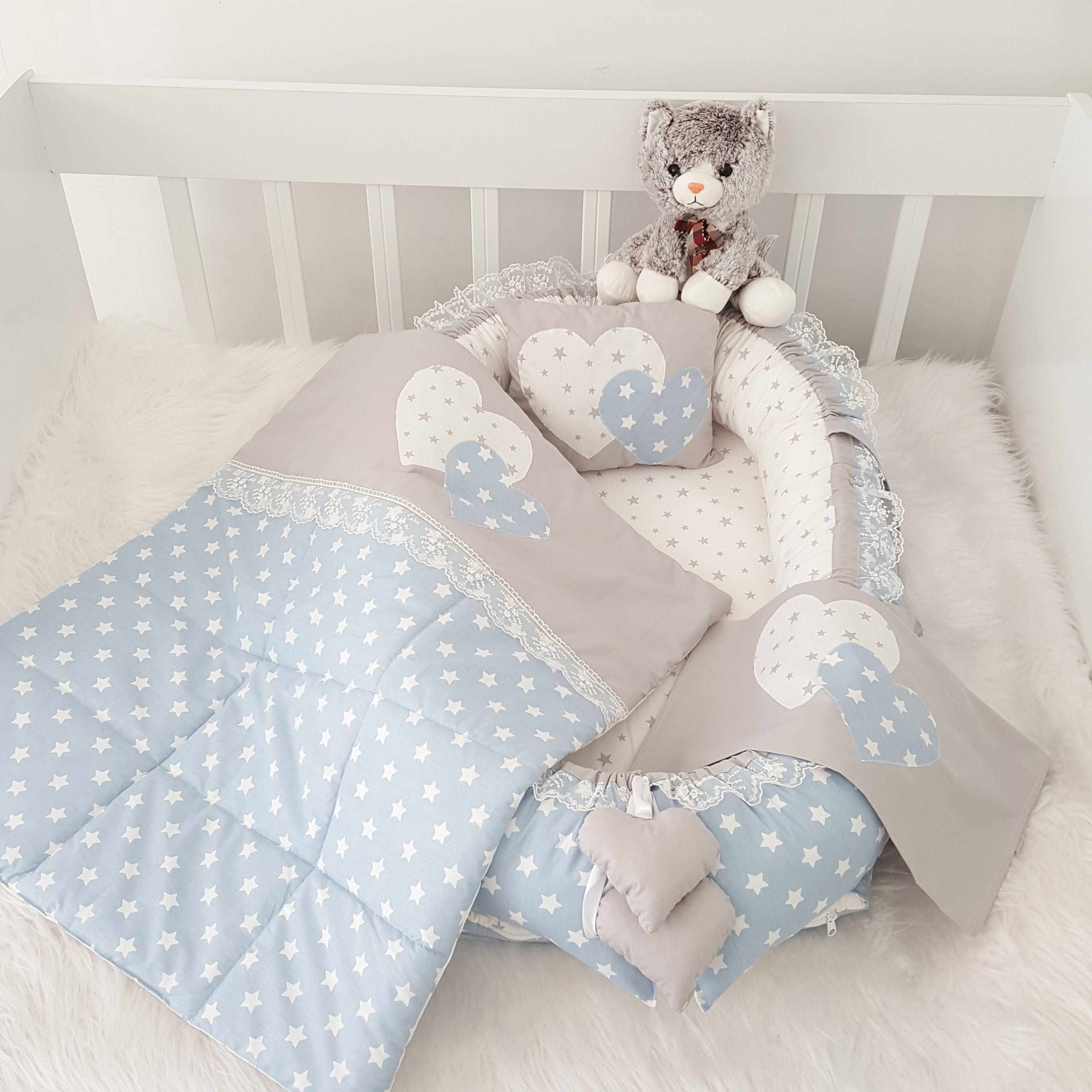 Babynest Set 6 | Nähen baby, Nadel und Faden und Babyzimmer