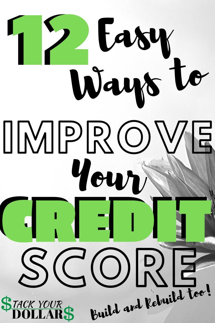 Looking for credit score tips? Improve your score with these simple steps. They are also useful to repair your credit score or to build your credit when you have none. Learning how to budget, live frugally, and save money will have you joining the 800 club in no time! #creditscoretips #creditrepair #stackyourdollars #800credit #credithacks #creditscore #raisecredit