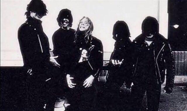 Samhain with James Hetfield