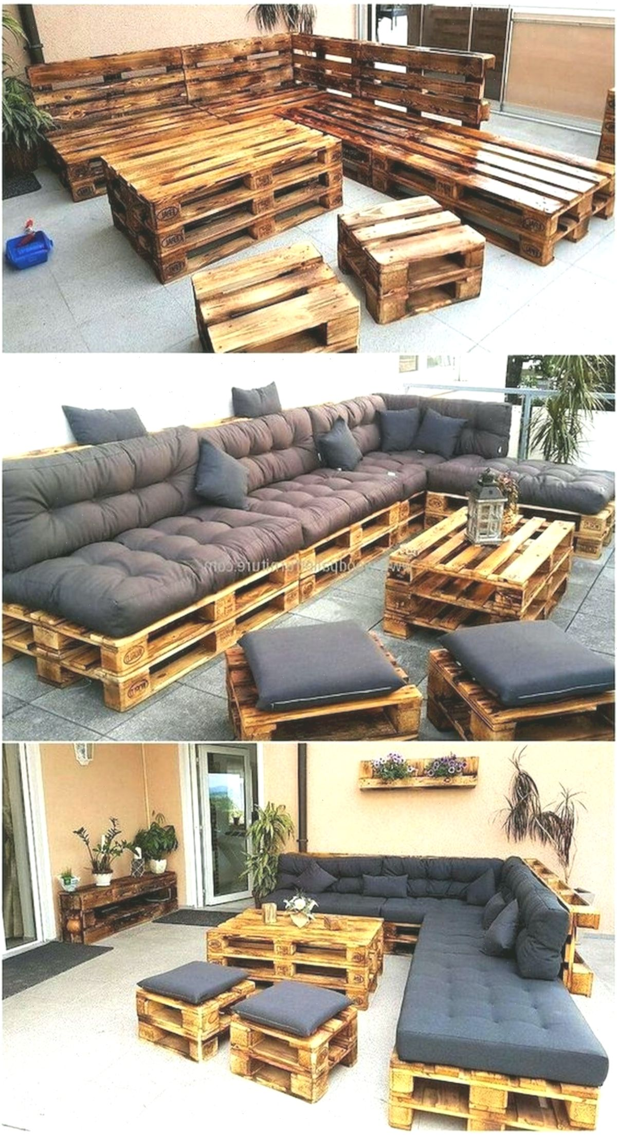 33 best diy patio furniture ideas mbel palletfurniture