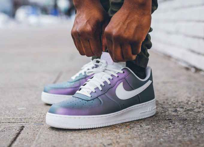 Nike Air Force 1 '07 LV8 Iced Lilac | Air force one shoes