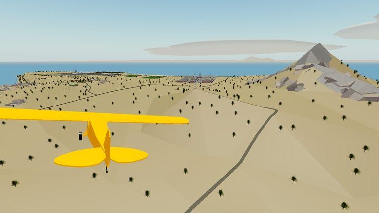 1) (Update) Pilot Training Flight Simulator - Roblox