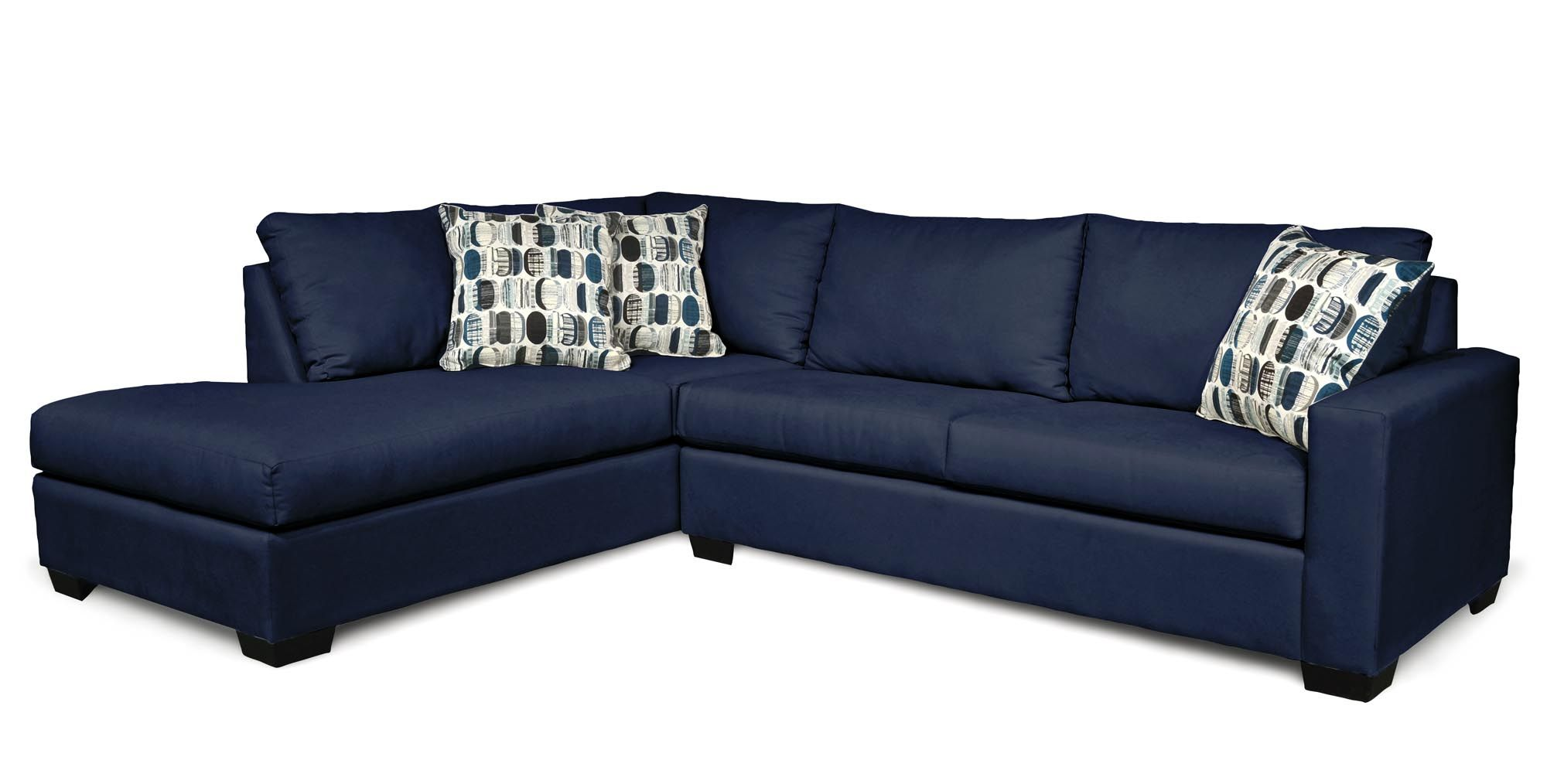 Bellamy Slate 2 Piece Sectional Beauty Rest by Simmons $899 00