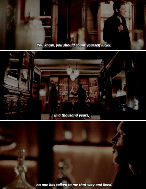 #TheOriginals3x05 - Klaus and Aurora