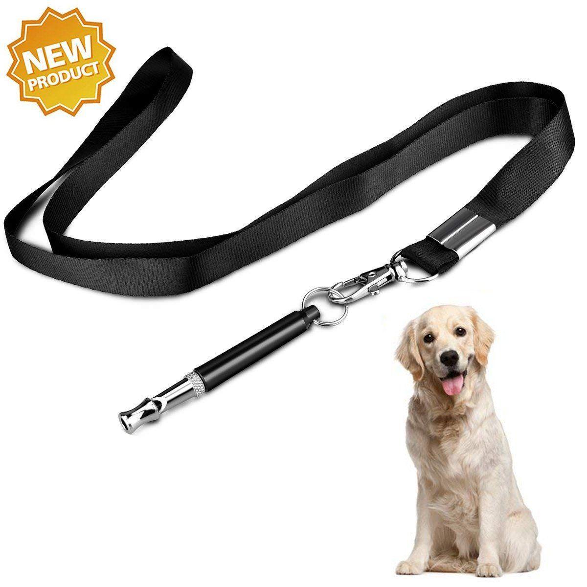 Xqfi Dog Whistle To Stop Barking Professional Dog Training Whistle
