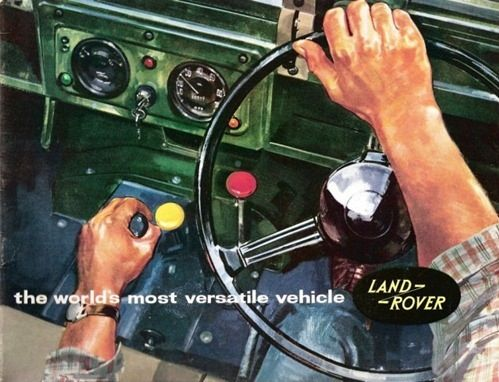 The History of Land Rover: A Video Series Narrated by Sir Ranulph Fiennes