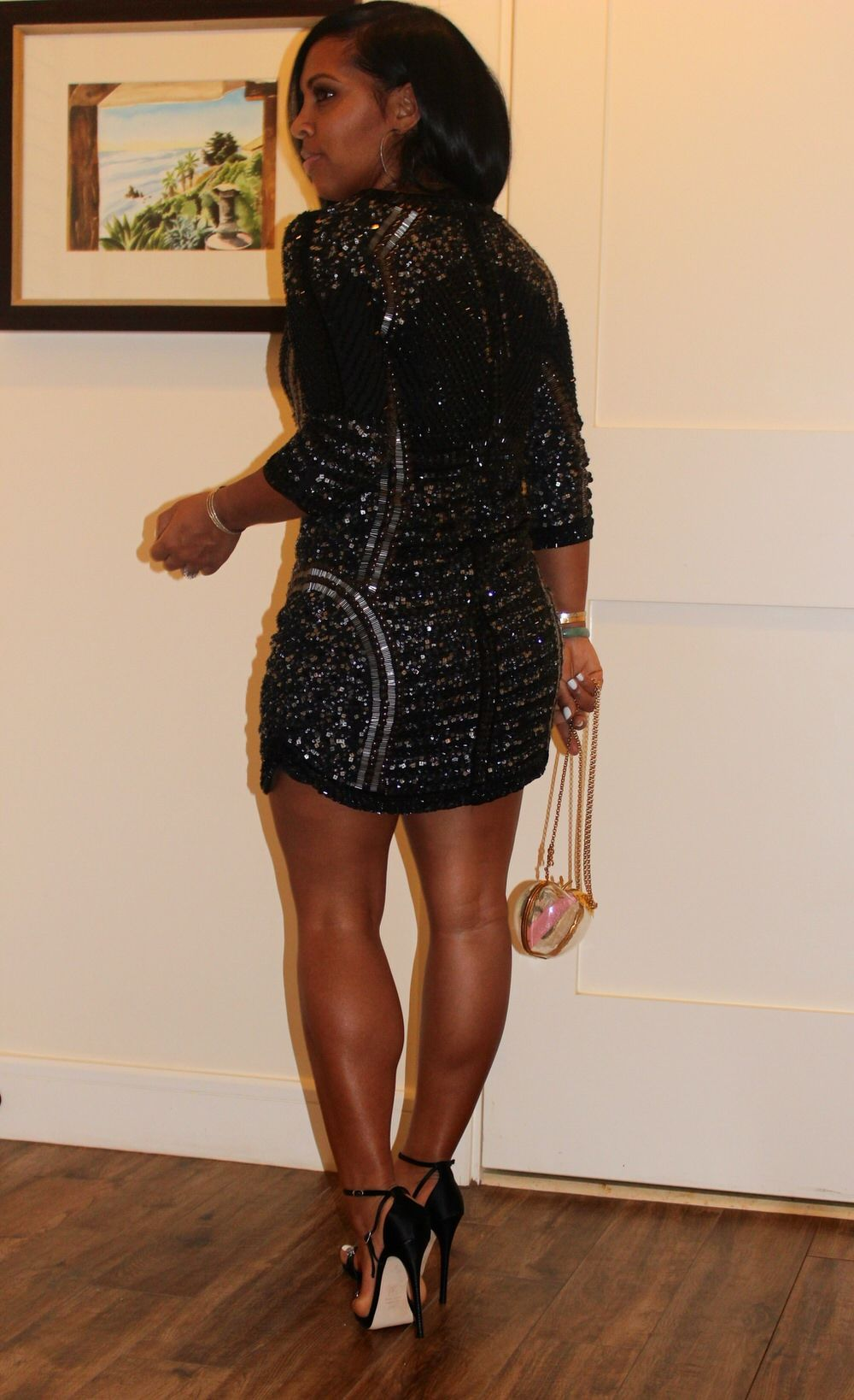 New Years Eve Dress Fashion, Black women fashion, New