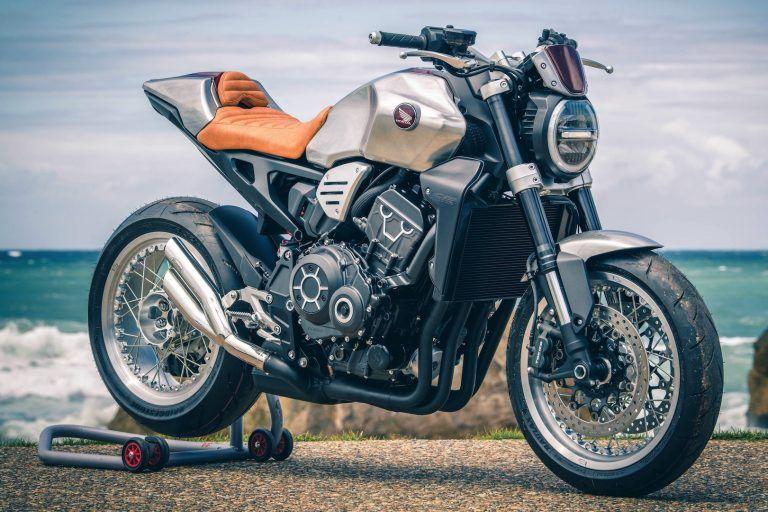 12 Custom Honda Cb1000r Motorcycles You Must See Motorrad Gang Motorradgarage Motorrad