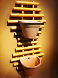 Resultado de imagem para tudo em bambu