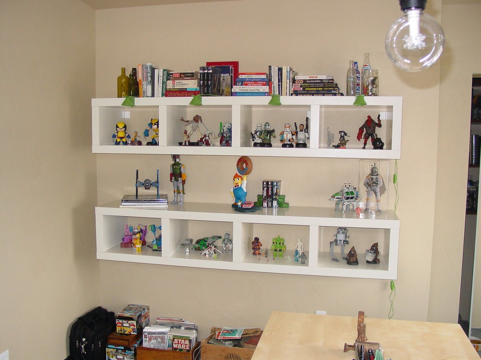 Floating shelves for toys google search for the home pinterest shelves ikea spice rack - Toy shelves ikea ...
