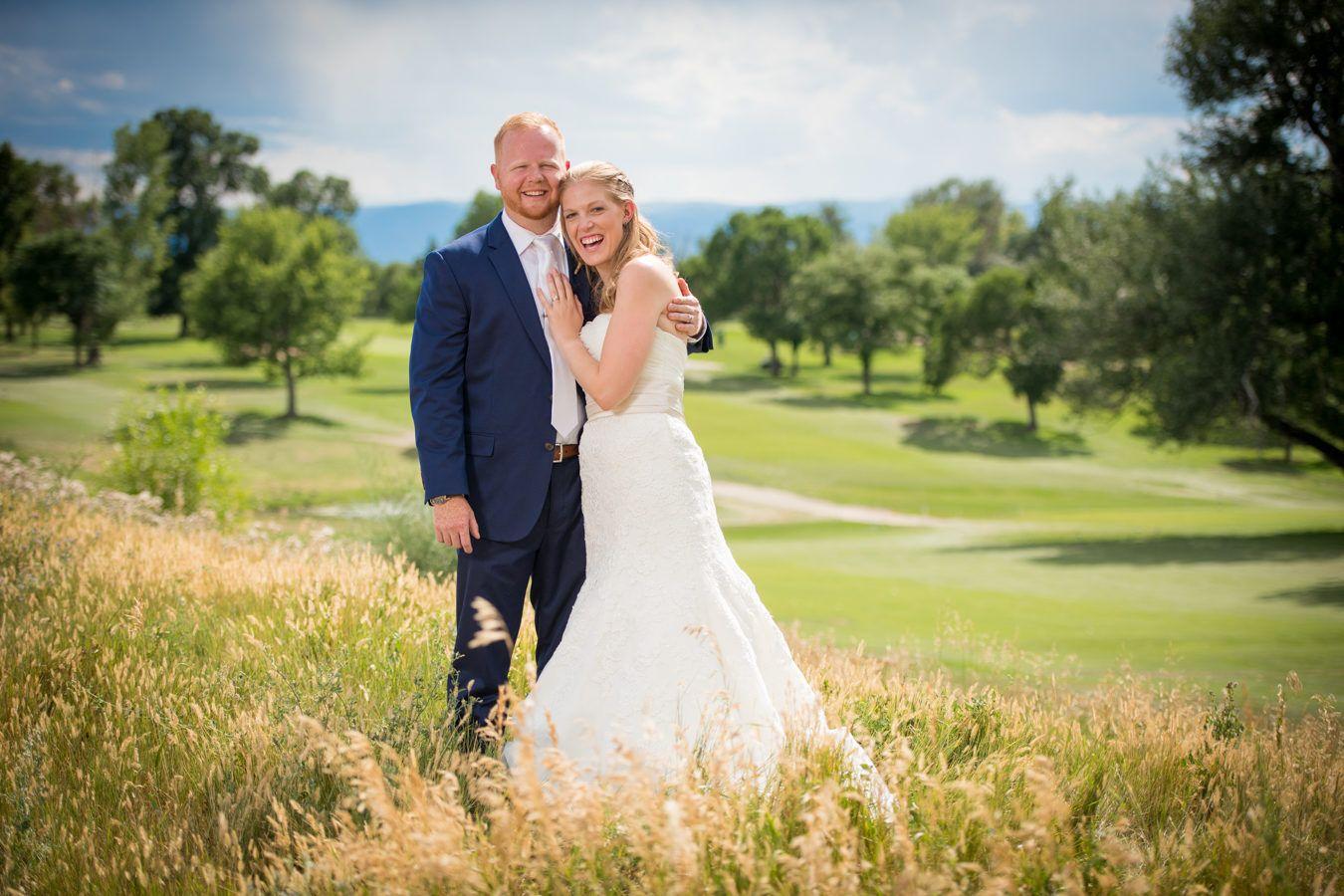 Wellshire Event Center Wedding Golf Course Photos