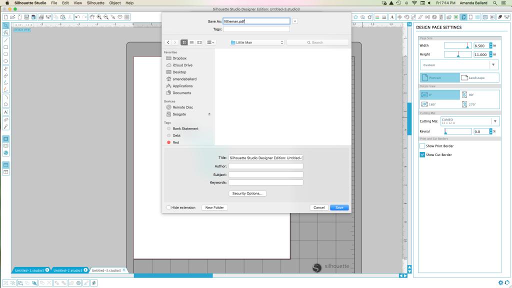 how to save jpeg to pdf on mac