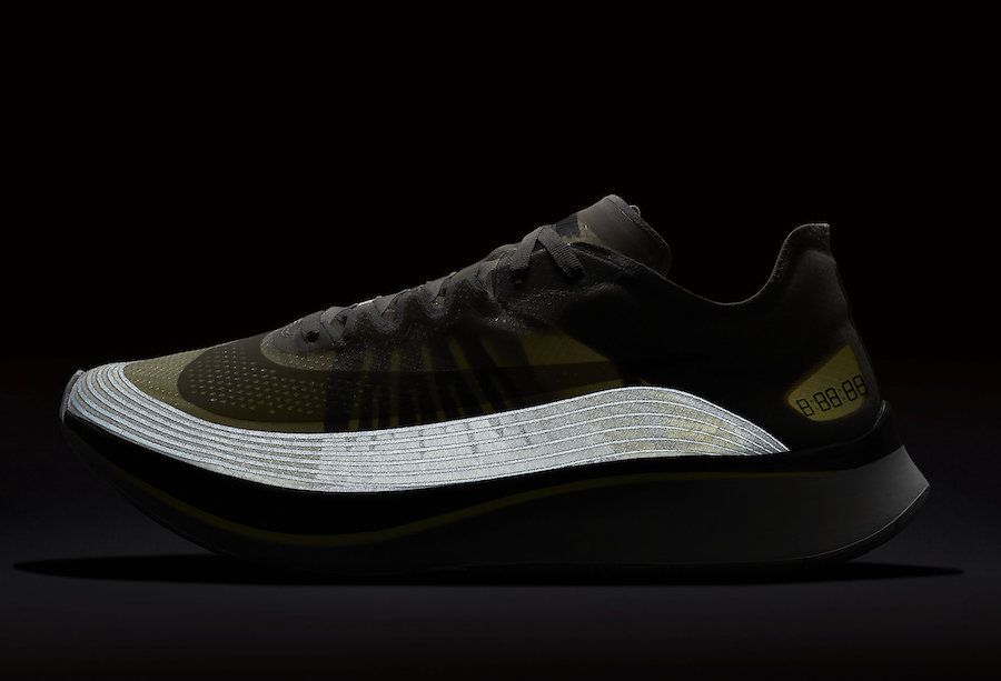 "ad34992311f Nike Zoom Fly Releasing in ""Sepia Stone"""