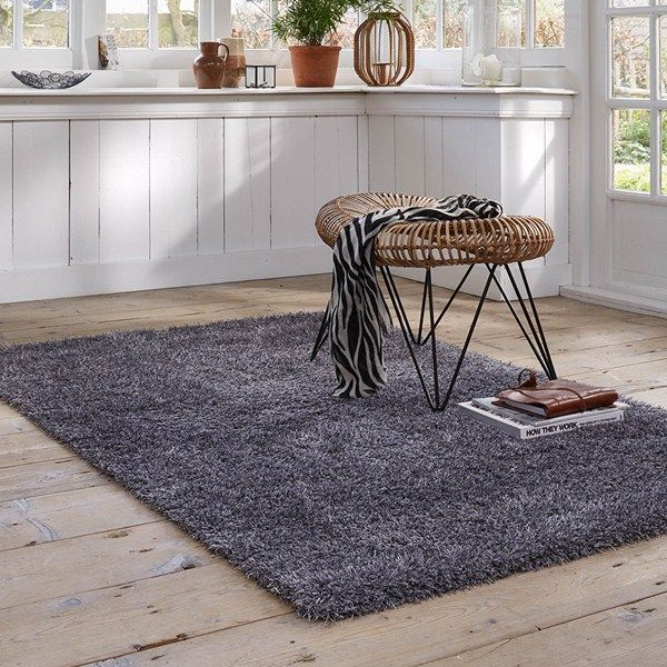 200 X 290 239 Esprit Cosy Glamour Rugs 0400 92 Taupe Online From The Rug Er Uk