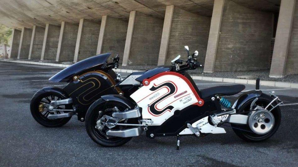 zec00 moto électrique zero motorcycles low rider znug design