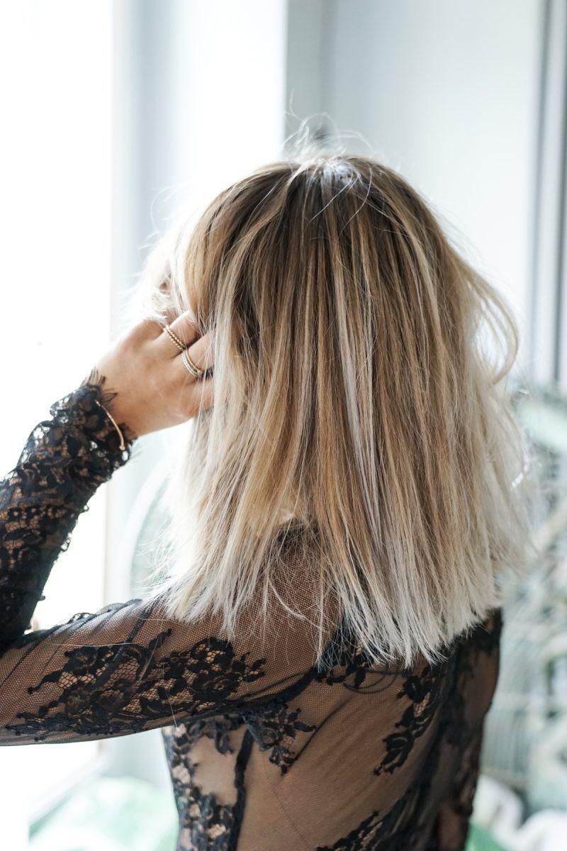 MES CHEVEUX COUPE, COULEUR Cheveux, Cheveux blonds