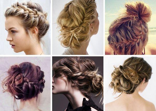 Flechtfrisuren Hochzeit Fashion Cosmetics Hair Geflochtene