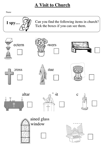 Gospel and The Church dot to dot printable worksheet - Connect The ...