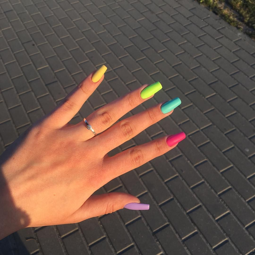 Paulina Roguszczak auf Instagram: #misteromilanonails #purplenails #yellowna ... -  Paulina Roguszczak auf Instagram: #misteromilanonails #purplenails #yellownails #bluenails #pinkna - #auf #instagram #misteromilanonails #paulina #purplenails #quotmisteromilanonails #roguszczak #yellowna #acrylicnails