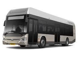 Resultado de imagen para mercedes electric bus